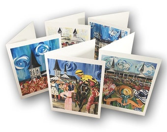 Derby Greeting Card Collection