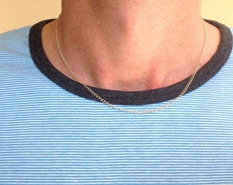 Rope Chain Necklace Rope Chain Gold Chain for Mens Necklace