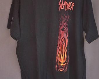 Slayer, Diabolus on Tour t-shirt (2000) XL