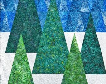 Evergreen Quilt Pattern