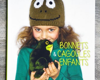 NEW - Book hats & kids hooded (knit)