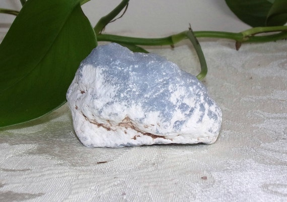 Natural/Rough Angelite Nodule
