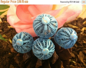 ON SALE, SPRING Sale Drawer Pulls, Drawer Knobs - Set of 4 knobs, Door Knobs