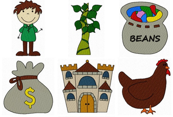 58 a kids view jack and the beanstalk embroidery designs rh etsy com jack and the beanstalk clipart images jack and the beanstalk characters clipart