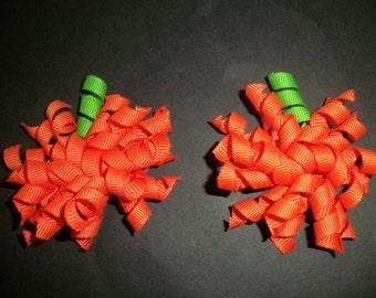 Pumpkin mini korkers pair