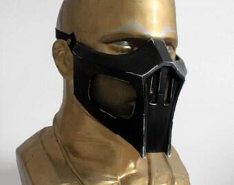 Noob Saibot Mortal Kombat mask