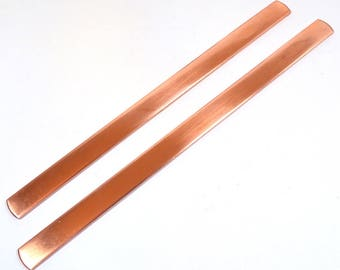 "3/8"" Copper Bracelet Blanks - Choose Your Length"