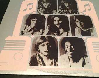 Three Dog Night Harmony vinyl record - LP