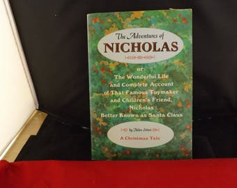 The Adventures of Nicholas by Helen Siiteri