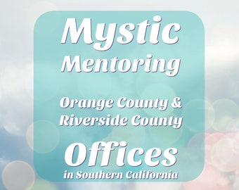 Mystic Mentoring  )|(  in-person sessions