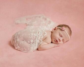 Newborn wrap, Newborn photo prop, newborn props, Natural newborn wrap