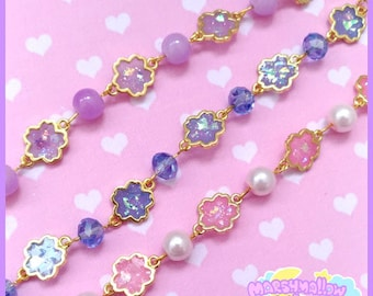 Sakura bracelet cute and kawaii lolita style