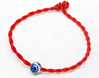 Longevity oriental unisex bracelet
