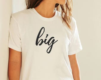Big Little GBig Iron On Decal - Sorority HTV Decals - Sorority Iron On Decals - Big - Little - GBig