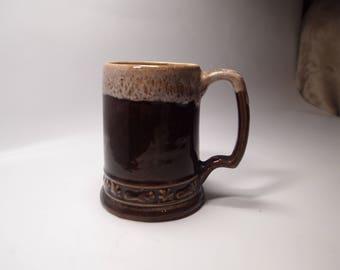 """Mug Cup pottery Pottery brand """"Québec Canada 144"""""""