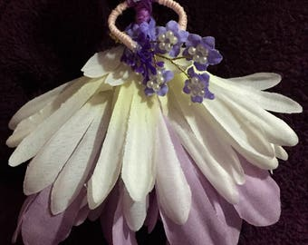 Lilac fairy gift or collctable