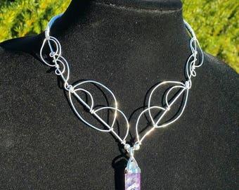 Elven Fluorite Necklace