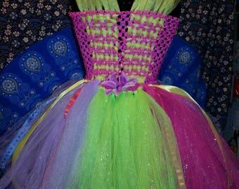 Spring tutu dress size 18mo -2t