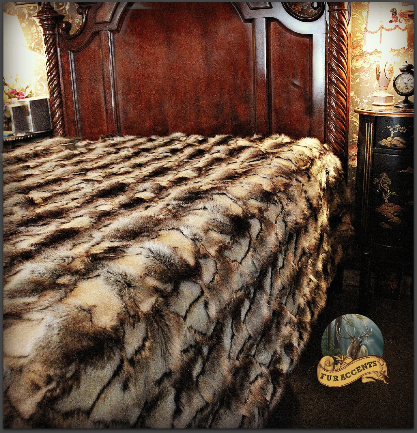 your getimage shop faux fur shld cannon grey earn way comforter online shopping url