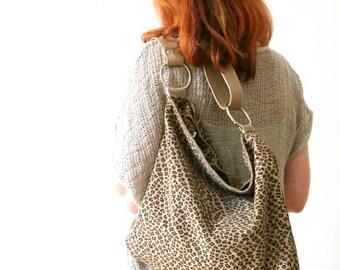 """Leather bag """"Freckled"""""""