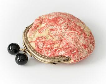 4.5'' Coin Purse, Clutch Bag - Charmed Life