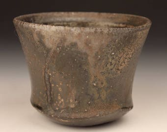 Woodfired Cup / Juice Cup / Whiskey Sipper / Stoneware / Will McComb
