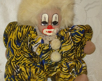 Q-Tee Clown doll