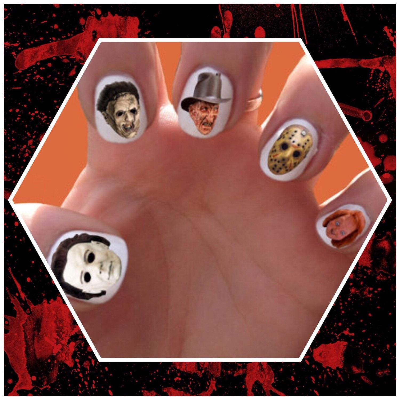 Horror Movie Villains // Monsters // Killers // Halloween //