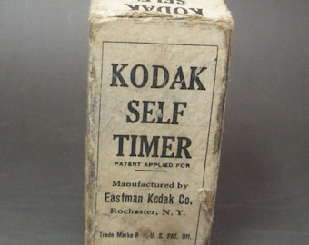 Kodak Self Timer With Original Box