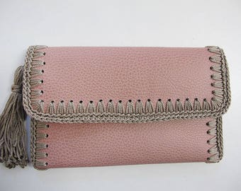 Leather wallet, Gift for mom, smart phone wallet, wristlet wallet, Womens Leather Wallet, women's wallet, FREE SHIPPING