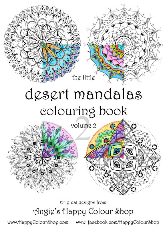DIY Mandala Coloring Book For Adults Printable Anti Stress
