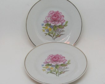 Vintage Saucers Made in Japan