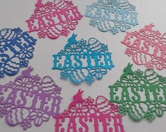 Easter Greeting Die Cut