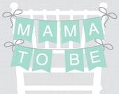 Baby Shower Chair Banner ...