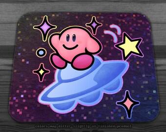Kirby UFO Mousepad