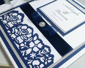 Wedding Guest Book | Handmade | Personalised & Unique