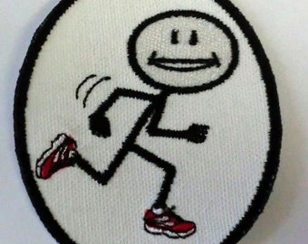 Iron-On Patch - RUNNER
