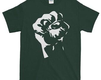 Black Power Short sleeve t-shirt