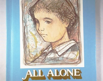 All Alone by Kevin Henkes First Edition, Hardcover Greenwillow Books, Sometimes it's just fine to be Alone. Beautiful Illustrations