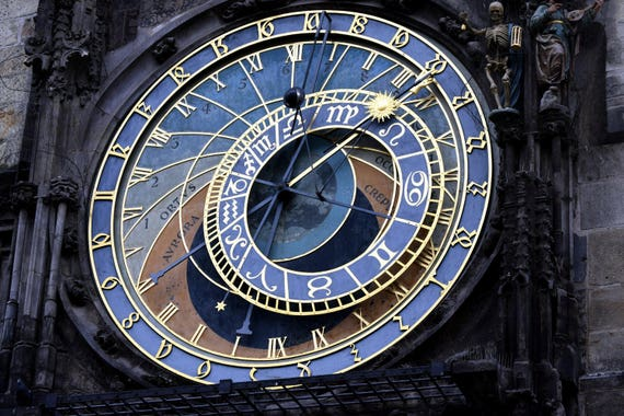 Prague Photography, Prague Print, Astronomical Clock Art Print, Travel Photography,Wall Print, Wall Decor, Framed Art, Home & Office, Art