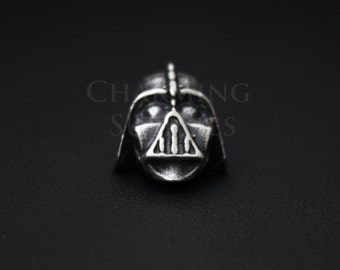 Darth Vader Charm , 925 Silver Star Wars Jewelry, Bracelet Charm, Bracelet Supply, 925 Silver Charm