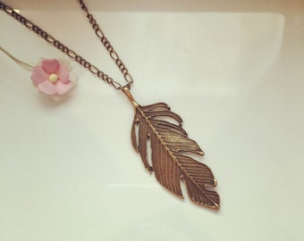 Long chain with small spring