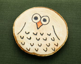 Christmas tree decoration - owl