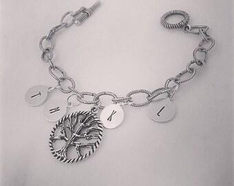 Tree Of Life • Bracelet • Charm • Family • Mama • Grandma • Mother's Day • Gift