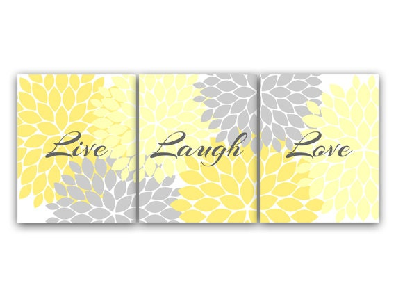 Live Laugh Love INSTANT DOWNLOAD Bath Art Bedroom Wall Art