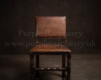 Digital background,backdrop,download,overlay brown leather chair