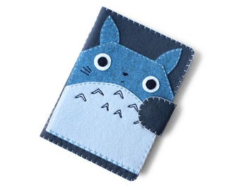 Kindle cover | Paperwhite cover | Kindle paperwhite case | Kobo Touch case | Kindle 4 cover | Totoro Kindle Case