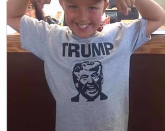 Trump shirt for our youth