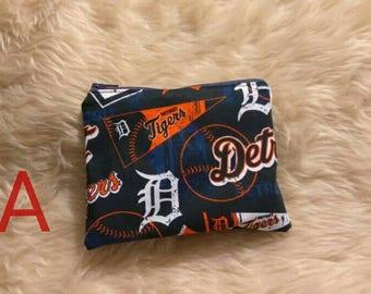 Detroit Tigers coin purse