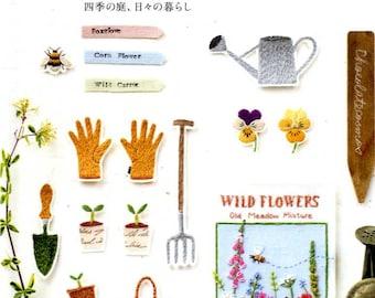 Kazuko Aoki's Stitch Life - Japanese Craft Book